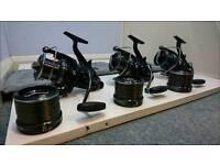 3X Shimano Ci4+ Medium Baitrunner XTR-A LC