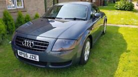 Audi TT 1.8T Automatic, leather, 32,000 miles only