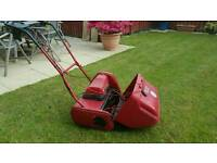 Suffolk Punch e14s Lawnmower