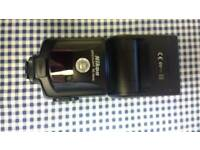 Nikon speedlight SB-28 DX, for DSLR cameras.