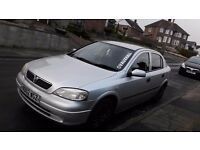 Vauxhall astra 1.6 8v petrol