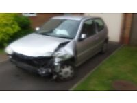 VW Polo - Spares only