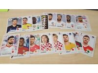 No longer updated: Panini World Cup 2018 Football Stickers Swap