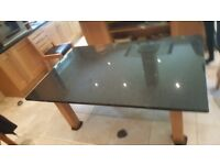 Granite top dinning table