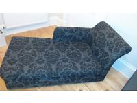 Sofa bed / chaise longue