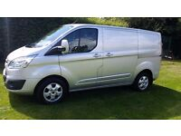 man and van courier services