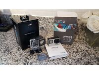 GoPro HERO4 Silver - Only Used Once - Excellent Condition