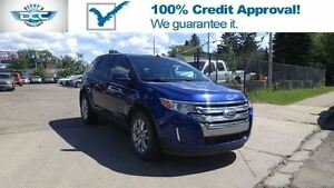 2013 Ford Edge SEL AWD Low Monthly Payments!! Apply Now!! Edmonton Edmonton Area image 1