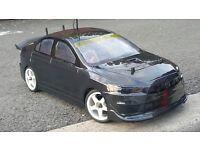 LRP BLAST,ELECTRIC 1/10 4WD CAR,RTR,2,DRIFT,TAMIYA TT02,HPI RADIO,SPRINT,LOSI,RC