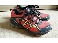 2 pairs of mens karrimor running shoes