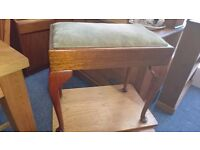 Stool Piano/Dressing Table