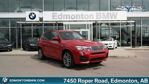 2016 BMW X3 AWD 4dr xDrive35i