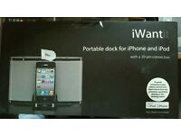 Iphone docking station for iphone 3 3G 3GS 4 AND 4S