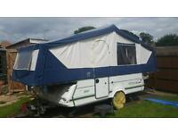 Pennine sterling 510 folding camper