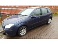 2004 FORD FOCUS DIESEL 1.8 TDDI M,O,T DECEMBER