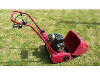 Atco Qualcast Suffolk Punch 14s Petrol Cylinder Mower