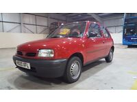 Nissan Micra. Good Condition Throughout. A Good Clean Well Cared For Rust/Rot Free Example.