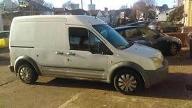 Ford connect van 53 plate
