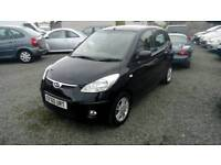 2011 Hyundai i10 5 door Only 35000 Mls Road Tax 30 pounds low Ins ( can be viewed inside anytime