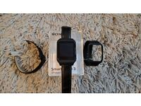 Sony Smartwatch 3 Black
