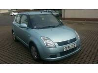 2006 suzuki swift 1.3 74k fsh 10 mth mot