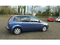 2006 ford c-max 1.6 Diesel....full years MOT.....only 89,000