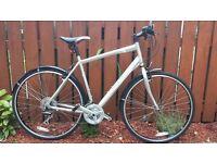 Merida Hybrid Bicycle
