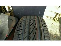 205/55 16 tyre with rim, RENAULT MEGANE Scenic