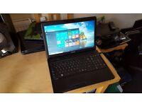 laptop toshiba satellite pro c660d