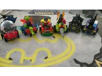 Lego Dc mighty micro sets £¹5