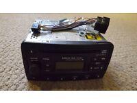 Ford car cd/radio stereo