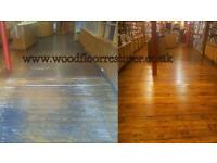 ***Wood Floor Sanding and Renovation Services In Greater London***