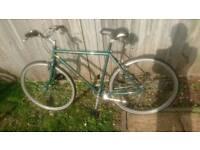 Man's Raleigh Road bike