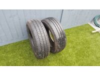 Vw transporter t5 Tyres 215/65 r16c
