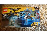 "NEW Lego Batman - ""Mr Freeze Ice Attack"""