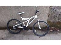 """Muddyfox 26"""" mountain bike"""