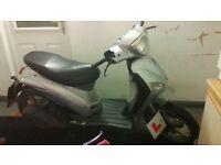 Piaggio Liberty 125cc.