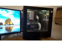 Custom Gaming PC (GTX 970, I5 4670K)