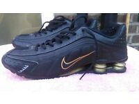 NIKE SHOX RETRO TRAINERS OLD STOCK