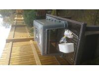 Dog Transit/Sky crate