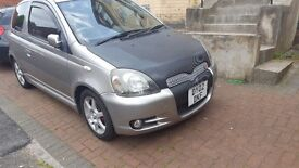 Toyota yaris 1.5 tsport for sale