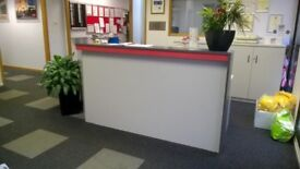 Reception Desk in Fantastic Condition