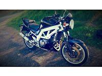 Motorbike Suzuki sv 650 very clean bike