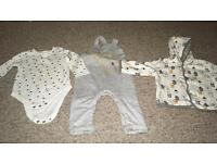 Mothercare boys outfit £5 age 6-9 months