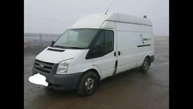 FORD TRANSIT 2010 FOR BREAKING