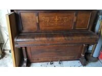 Piano by John Broadwood and Sons London