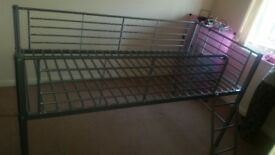 Mid sleeper single bed