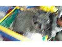 Gsxr 600 srad radiator