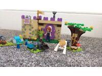 Lego Disney Merida Highland Games