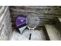 Tennis Racket (x3) + Balls